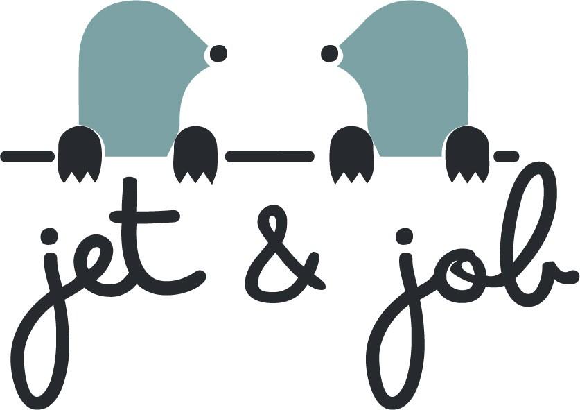 Jet & Job logo