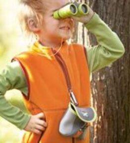 Terra Kids Verrekijker met tas