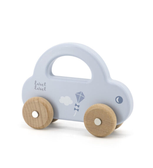 kleine houten auto