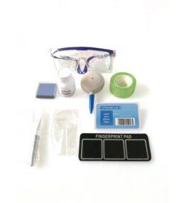 Bouwpakket Experimenteerset Vingerafdruk - Science Kit