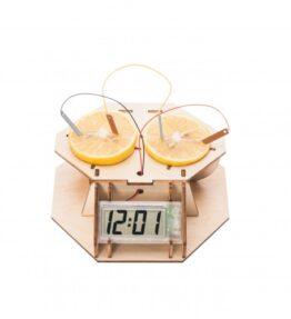 Bouwpakket Experimenteerset Citroenklok - Science Kit