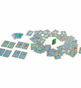 Kaartspel Sokken zoeken
