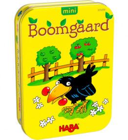 Mini Spel Boomgaard