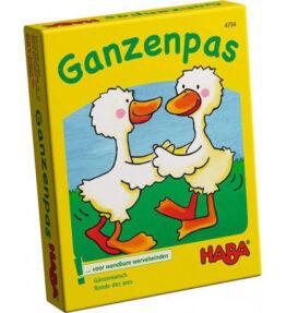 Kaartspel Ganzenpas