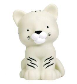 Nachtlampje kinderkamer - Witte tijger
