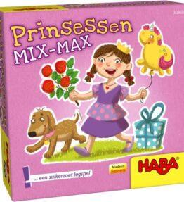 Prinsessen Mix-Max