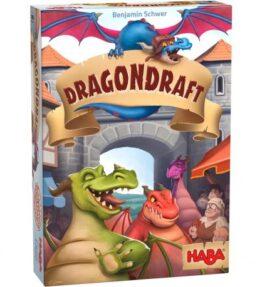 XL spel Dragondraft