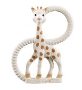 Sophie de giraf bijtring So'Pure, soft