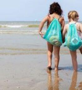 Beach set 2: Mini Ballo + Cuppi + Shaper + beach bag