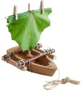Terra Kids - bouwpakket Kurken boot