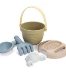 BIOplastic zandset (klein)