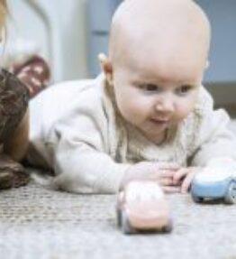 Dantoy baby voertuigen (set van 2)