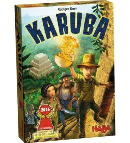 XL spel Karuba