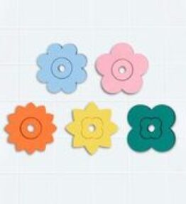 Quutopia badpuzzel Flower Power