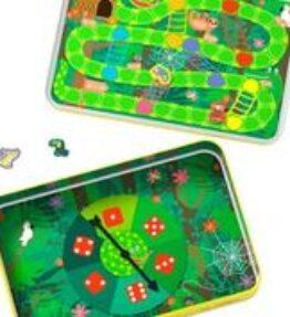 Reisspel Jungle Ladderspel