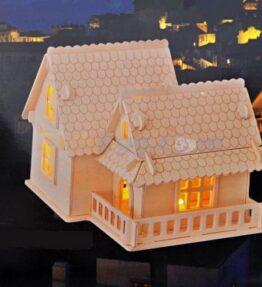 Bouwpakket Villa A- met verlichting
