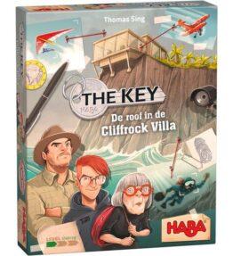 The Key – De roof in de Cliffrock Villa