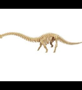 Bouwpakket hout dier - Diplodocus