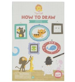 How to draw dieren