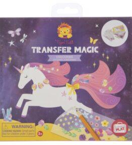 Transfer Magic Eenhoorns