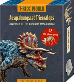 Dino uitgraafset - Triceratops